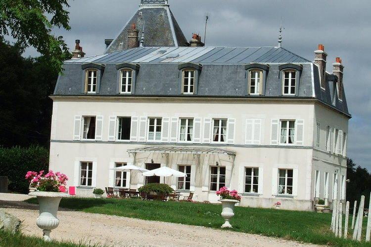 Chateau et gites Saint Gervais Asnieres Normandy France
