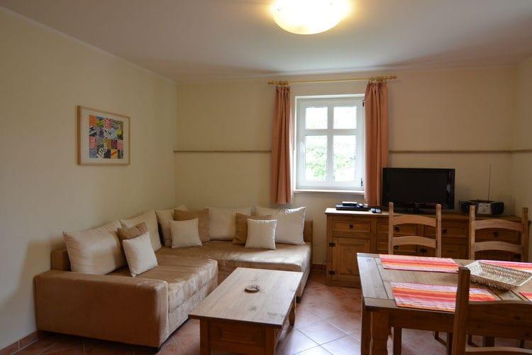 Vakantiehuizen Duitsland | Berlijn | Appartement te huur in Friedland    3 personen