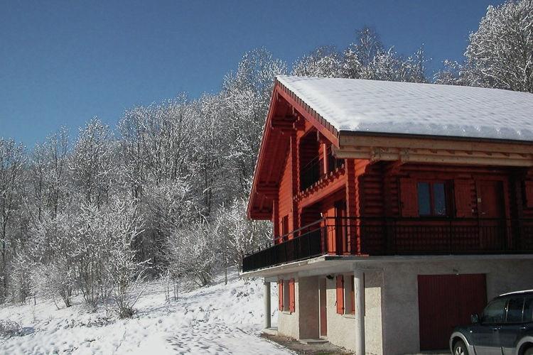 Ferienwohnung Chalet Rondins 4 p (410620), La Bresse, Vogesen, Lothringen, Frankreich, Bild 2
