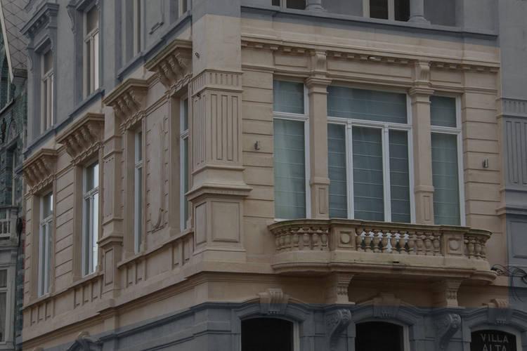 Blankenberge Vakantiewoningen te huur Villa Alta