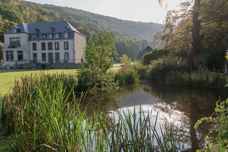 Vireux-Wallrand Vakantiewoningen te huur Een bijgebouw op een landgoed van een 17e eeuws kasteel