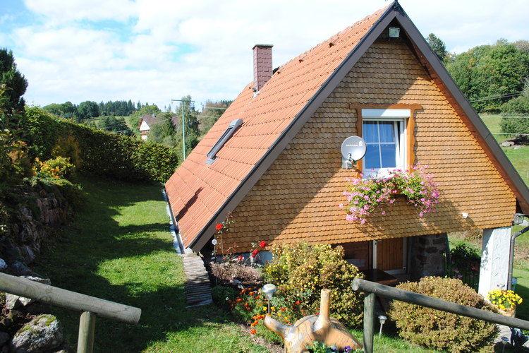 Vakantiewoning  met wifi  Sankt Georgen / Brigach  Vakantie in een voormalige molen in het Zwarte Woud - vakantiewoning met tuin en terras
