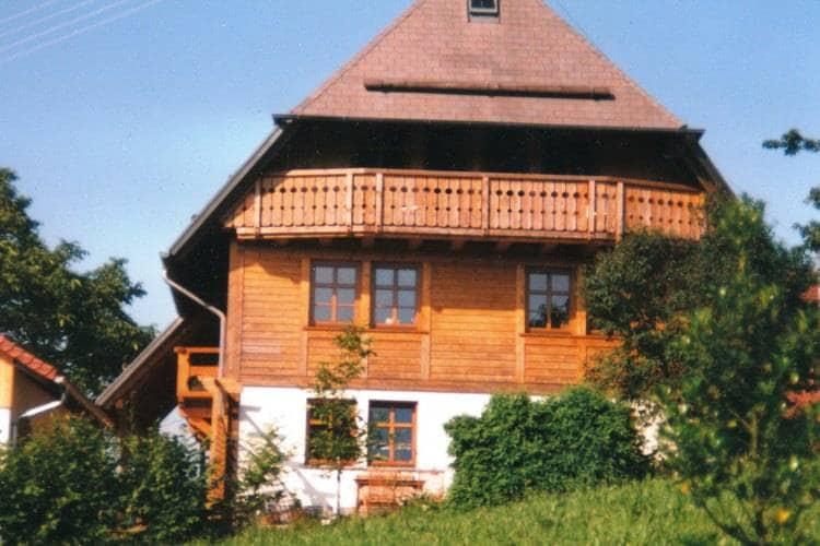 Duitsland | Baden-Wurttemberg | Appartement te huur in Elzach   met wifi 5 personen