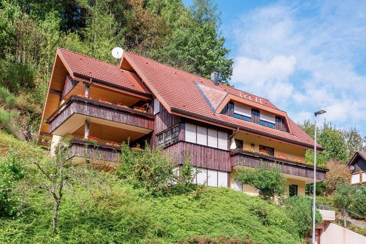 Vakantiehuizen Duitsland | Baden-Wurttemberg | Appartement te huur in Bad-Rippoldsau   met wifi 3 personen