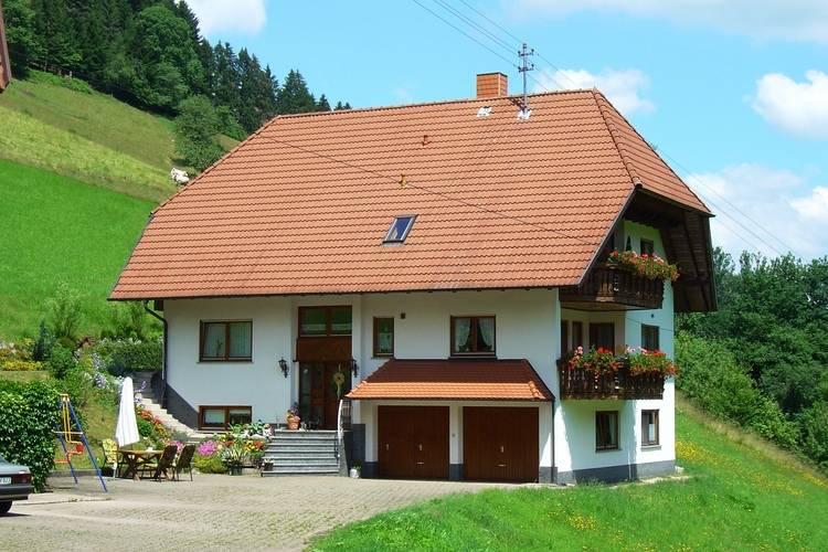 Vakantiehuizen Duitsland | Baden-Wurttemberg | Appartement te huur in Hofstetten   met wifi 3 personen