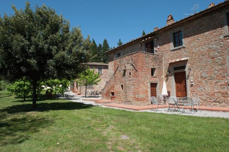 Boerderij Italië, Toscana, Cortona Boerderij IT-52042-14