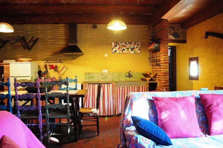 Vakantiehuis spanje, Costa Dorada, Cornudella de Montsant Vakantiehuis ES-43360-02