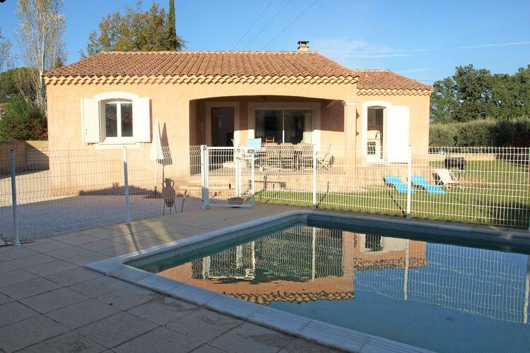Vakantiehuis met zwembad met wifi  CarpentrasEcluseaux Le Grand