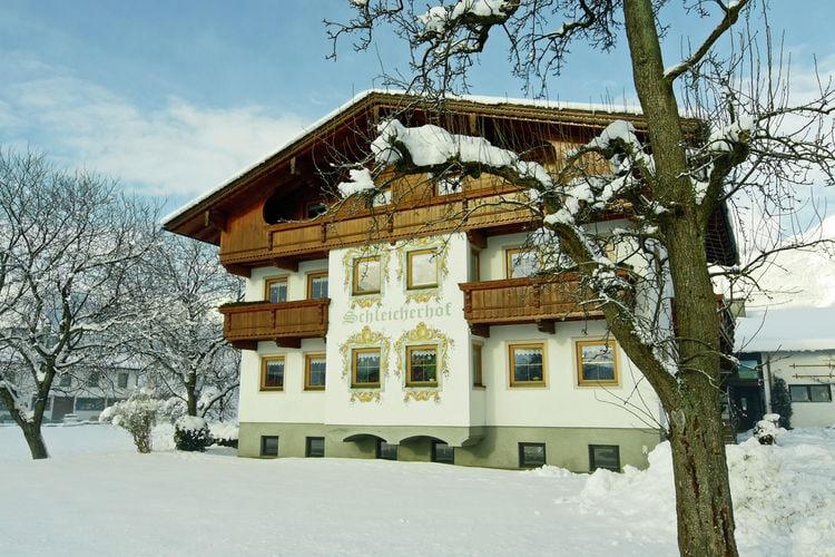 Vakantiewoning Oostenrijk, Tirol, Strass i. Zillertal Appartement AT-6261-06