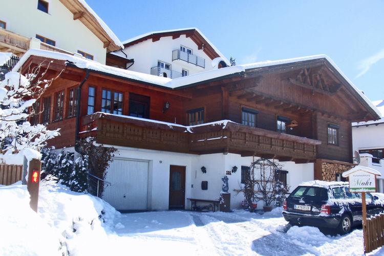 Vakantiehuizen Oostenrijk | Tirol | Appartement te huur in Kaunerberg   met wifi 4 personen