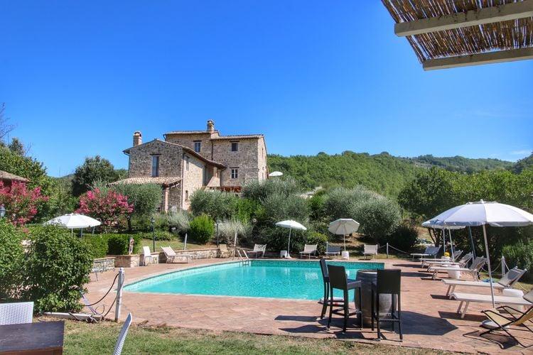 vakantiehuis Italië, Umbrie, Assisi vakantiehuis IT-06081-10