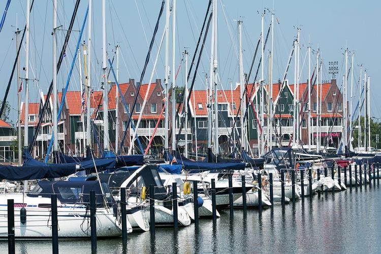 Appartement met zwembad met wifi  Noord-HollandMarinapark Volendam 8