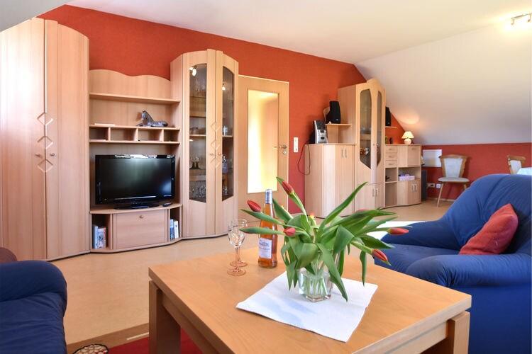 Appartement Duitsland, Teutoburgerwoud, Nieheim- Merlsheim Appartement DE-33039-02