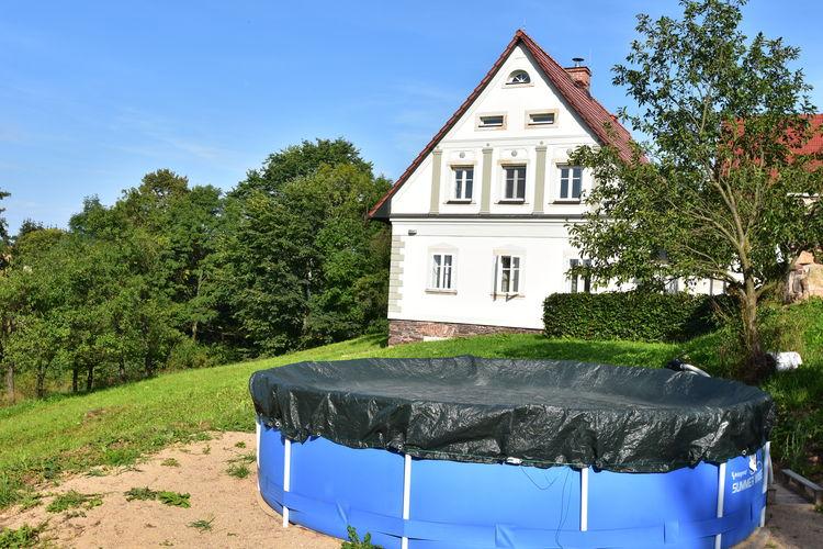 vakantiehuis Tsjechië, Reuzengebergte - Jzergebergte, Šonov U Broumova vakantiehuis CZ-54971-01