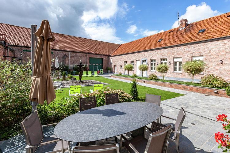 Vakantiehuizen Belgie | Henegouwen | Vakantiehuis te huur in Le-Bizet   met wifi 8 personen