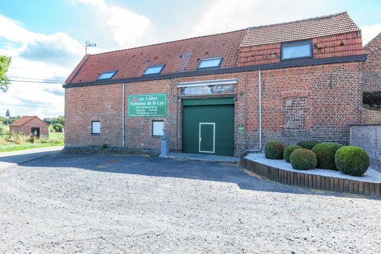 vakantiehuis België, Henegouwen, Le Bizet vakantiehuis BE-7782-04