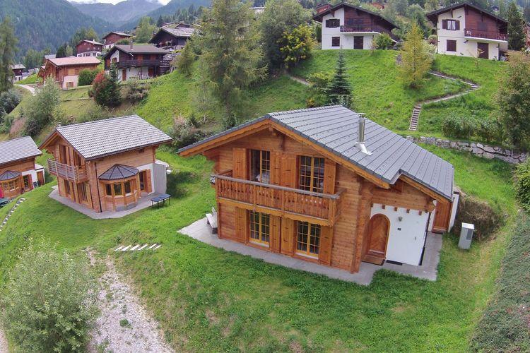 Chalet Zwitserland, Jura, La Tzoumaz Chalet CH-1918-37