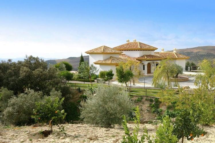 Villa Spanje, Andalucia, Villanueva de la Concepción Villa ES-29230-20