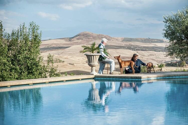 Sicilia Vakantiewoningen te huur Prachtige, voormalig boerderij in typisch Siciliaanse bouwstijl in mooi gebergte