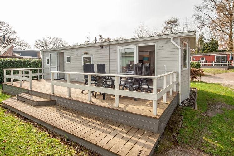 Vakantiehuizen Nederland | Limburg | Chalet te huur in Arcen met zwembad  met wifi 5 personen