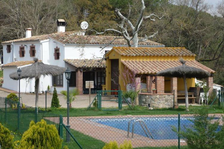 Vakantiehuis met zwembad met wifi  Costa BravaCan Rajoler