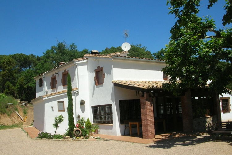 vakantiehuis Spanje, Costa Brava, Riudarenes vakantiehuis ES-17421-01