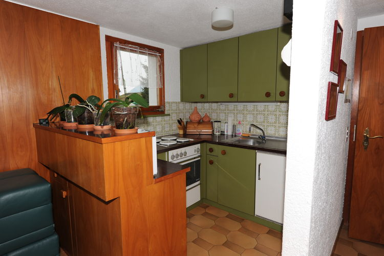 Appartement Zwitserland, Central, Wirzweli Appartement CH-6383-02