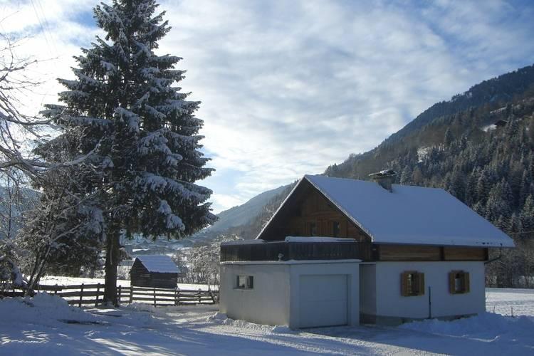 vakantiehuis Oostenrijk, Kaernten, Stall vakantiehuis AT-9832-02