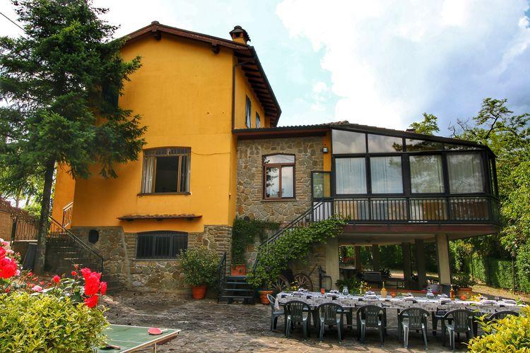 Villa Italië, Toscana, Anghiari Villa IT-52031-10