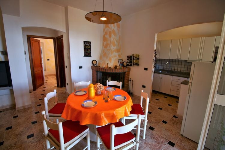 vakantiehuis Italië, Basilicata, Ricadi vakantiehuis IT-89865-01