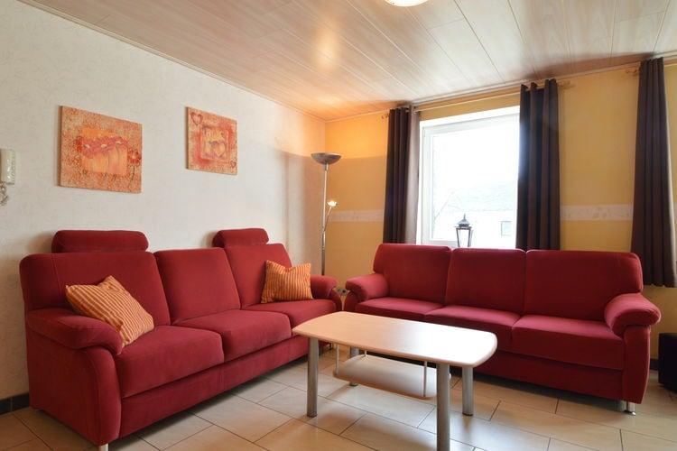 vakantiehuis België, Luik, Burg Reuland vakantiehuis BE-4791-03