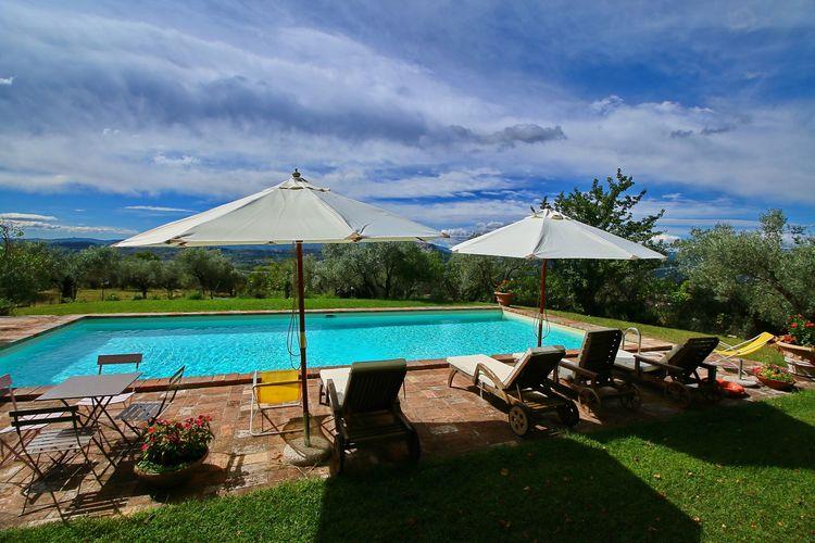 Italie | Umbrie | Boerderij te huur in Todi met zwembad   6 personen