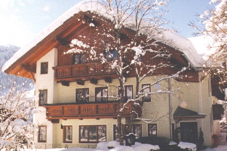 Panoramablick - Apartment - Wagrain - Exterior - Winter