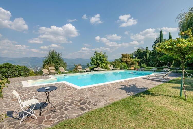 Vakantiehuizen Italie | Toscana | Vakantiehuis te huur in Vicchio met zwembad  met wifi 4 personen