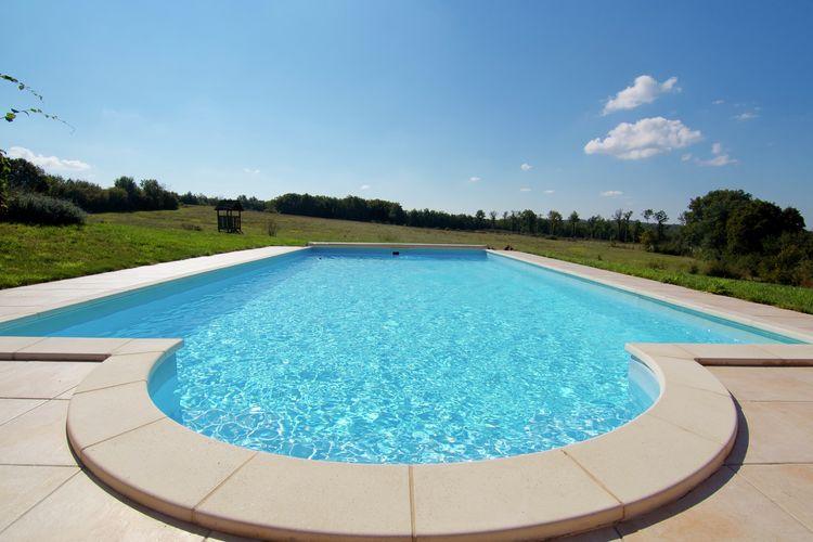 Villa Frankrijk, Dordogne, Montbron Villa FR-16220-01
