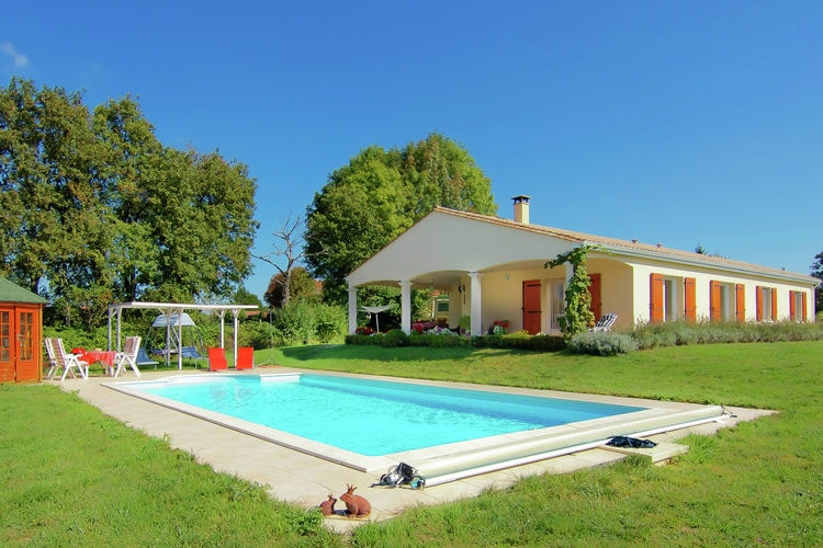 Villa met zwembad met wifi  MontbronLeonat