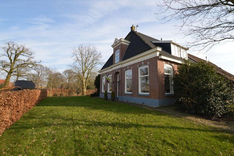 Drenthe Boerderijen te huur Landelijk gelegen, comfortabele vakantieboerderij.