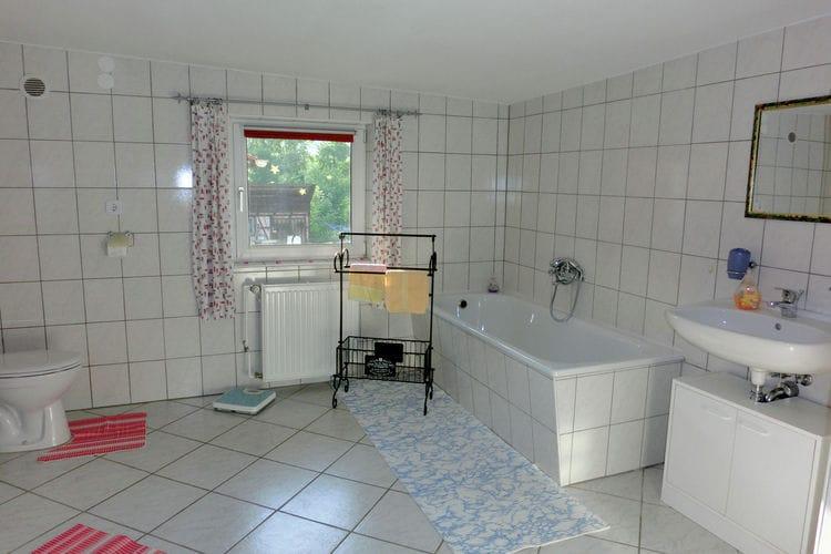 vakantiehuis Duitsland, Hessen, Alheim-Obergude vakantiehuis DE-36211-06