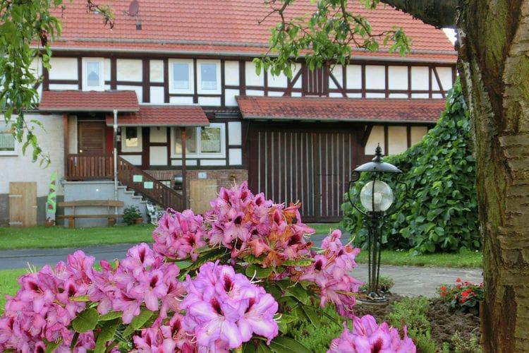 Duitsland | Hessen | Vakantiehuis te huur in Alheim-Obergude    9 personen