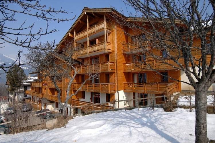 Résidence Les Belles Roches 1 - Apartment - Notre Dame de Bellecombe