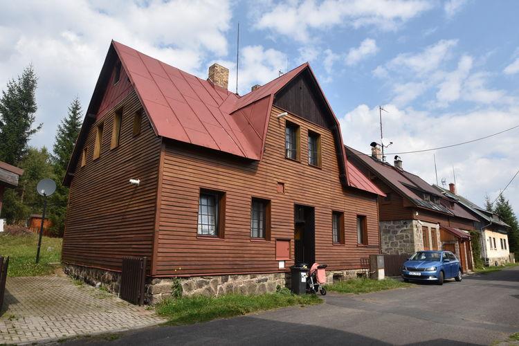 Tsjechie | West-Bohemen | Vakantiehuis te huur in Abertamy   met wifi 8 personen