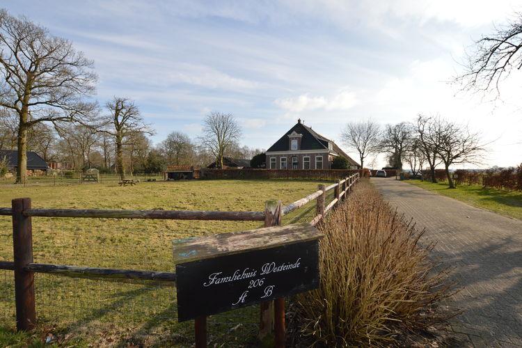 Vakantiewoning Nederland, Drenthe, Wapserveen Boerderij NL-8351-08