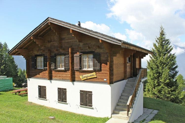 Vakantiehuis    Rosswald  Bärgsunna