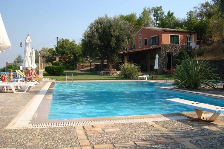 Appartement Griekenland, Corfu, Paleokastritsa, Corfu Appartement GR-49083-03