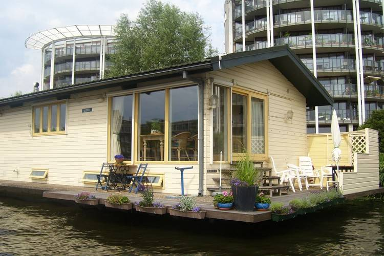 Boat North Holland