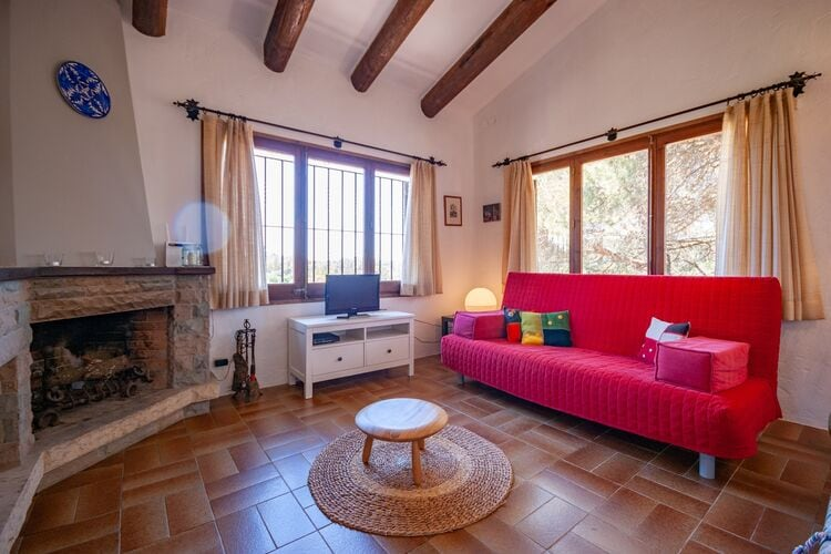 vakantiehuis Spanje, Costa Brava, Palafrugell vakantiehuis ES-17200-03