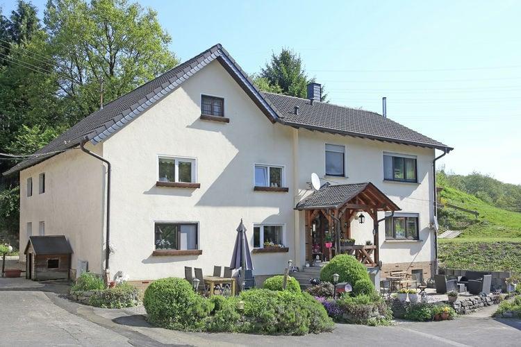 Duitsland | Westerwald | Boerderij te huur in Katzwinkel-sieg   met wifi 6 personen