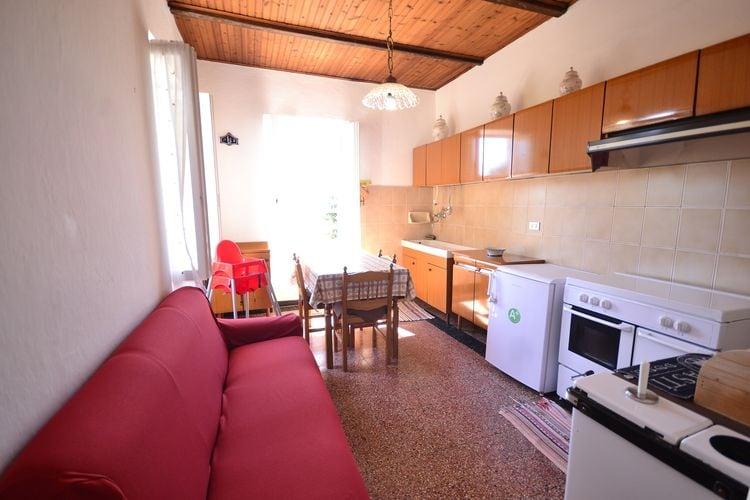Vakantiehuizen Italie | Lig | Vakantiehuis te huur in Sesta-Godano    4 personen