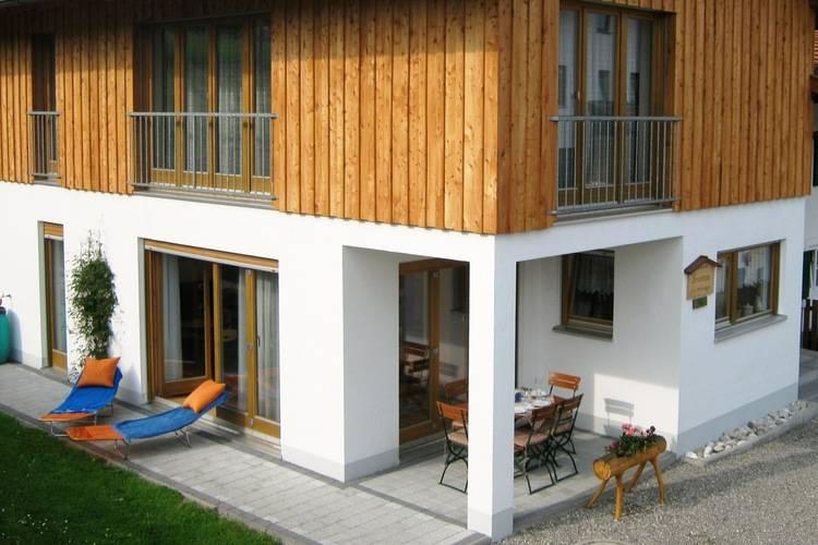 vakantiehuis Duitsland, Allgau, Lechbruck am see vakantiehuis DE-86983-03