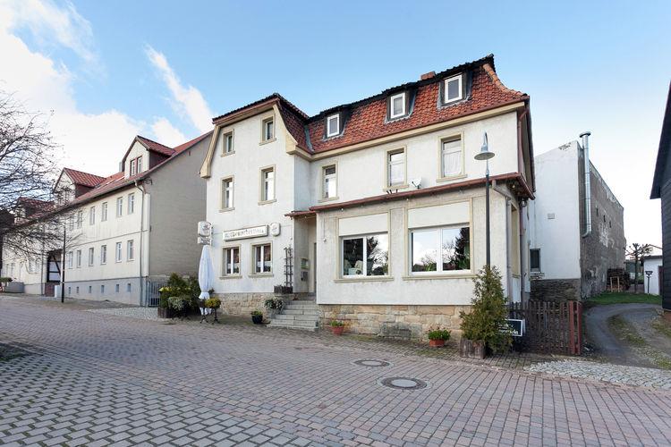 Appartement  met wifi  Hüttenrode  Gezellig appartement op de 1e verdieping bij Wernigerode in het Harzgebergte.